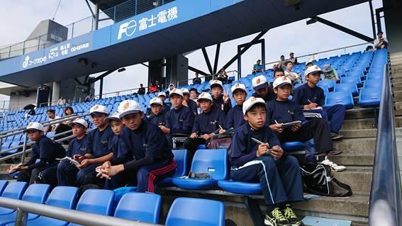 愛媛国体 高校野球を観戦